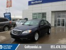 Used 2014 Chrysler 200 Touring Leather Remote Start for sale in Edmonton, AB