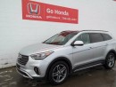 Used 2017 Hyundai Santa Fe XL LIMITED, XL, LEATHER, AWD for sale in Edmonton, AB