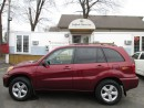 Used 2005 Toyota RAV4 CHILLI EDITION. AUTOMATIC,AWD for sale in Scarborough, ON