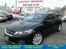 Used 2013 Honda Accord EX-L Leather/Sunroof/Camera &GPS* for sale in Mississauga, ON