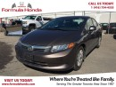 Used 2012 Honda Civic LX | BLUETOOTH | ACCIDENT FREE for sale in Scarborough, ON