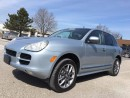 Used 2006 Porsche Cayenne S S Titanium with NAV for sale in Mississauga, ON