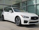 Used 2014 Infiniti Q50 SPORT/NAVIGATION/HEATED SEATS/BACK UP MONITOR for sale in Edmonton, AB