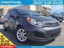 Used 2014 Kia Rio LX+ ECO| HEATED SEATS| AUTO| LOW KM| BLUETOOTH| for sale in Burlington, ON