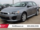 Used 2016 Mitsubishi Lancer AUTO. HEATED SEATS. 4 DOOR SEDAN!! for sale in Edmonton, AB