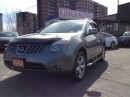 Used 2008 Nissan Rogue AWD, SUNROOF, LEATHER, CRUISE, TIPTRONIC CVT for sale in Scarborough, ON