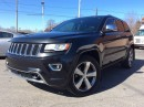 Used 2014 Jeep Grand Cherokee Overland for sale in Cobourg, ON