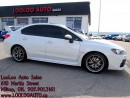 Used 2015 Subaru WRX STI Sport Tech Package Navigation Camera Certified for sale in Milton, ON