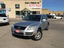 Used 2004 Volkswagen Touareg V8, No Rust, Certified for sale in North York, ON