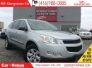 Used 2011 Chevrolet Traverse 1LS AWD| 8 SEATER| FOG LIGHTS| CLEAN CARPROOF for sale in Georgetown, ON
