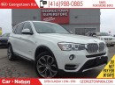 Used 2016 BMW X3 xDrive28i NAVI| BACK UP CAM| PANO ROOF| PREMIUM ED for sale in Georgetown, ON
