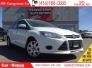 Used 2014 Ford Focus SE BLUE TOOTH| POWER GROUP| CLEAN CARPROOF for sale in Georgetown, ON
