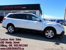 Used 2013 Subaru Outback 3.6R Limited Pkg NAvigation Camera Certified 2YR W for sale in Milton, ON