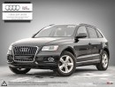 Used 2017 Audi Q5 2.0T quattro Komfort AUDI CERTIFIED! for sale in Halifax, NS