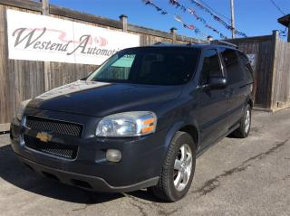 Used 2008 Chevrolet Uplander LT1 for sale in Stittsville, ON