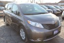 Used 2016 Toyota Sienna L Bluetooth Backup Camera for sale in Brampton, ON