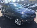 Used 2007 BMW X5 3.0si/NAVI/BACKUPCAMERA/LEATHER/ROOF/ALLOYS for sale in Pickering, ON