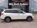Used 2016 Nissan Pathfinder SV *AWD *BTOOTH *3RD ROW *HTD SEATS *CAM *PUSH/S for sale in Winnipeg, MB