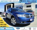 Used 2009 Dodge Journey SXT |  SUN ROOF | BLUETOOTH for sale in Brantford, ON