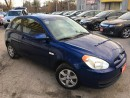 Used 2007 Hyundai Accent GS/AUTO/LOADED/DRIVES EXCELLENT for sale in Scarborough, ON