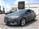 Used 2016 Ford Focus Titanium | NAVIGATION | *HATCHBACK* for sale in Kitchener, ON