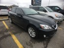 Used 2010 Lexus IS 250 AWD w/ Navi, Leather, Roof, Backup Cam, Heated Sea for sale in Etobicoke, ON