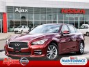 Used 2014 Infiniti Q50 Premium*Loaded*Accident Free* for sale in Ajax, ON