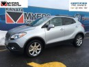 Used 2016 Buick Encore AWD, LEATHER, SUNROOF, NAV!! for sale in Ottawa, ON