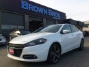 Used 2014 Dodge Dart GT, LEATHER, NAVIGATION, HTD SEATS for sale in Surrey, BC
