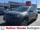 Used 2014 Honda CR-V EX-L for sale in Burlington, ON