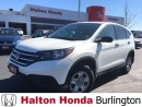 Used 2013 Honda CR-V LX for sale in Burlington, ON