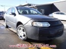 Used 2004 Saturn ION 2 4D SEDAN for sale in Calgary, AB