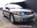 Used 2000 Subaru OUTBACK  4D WAGON AWD for sale in Calgary, AB