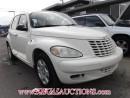 Used 2005 Chrysler PT CRUISER  4D HATCHBACK for sale in Calgary, AB