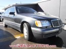 Used 1996 Mercedes-Benz S-CLASS S500 4D SEDAN for sale in Calgary, AB