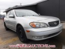 Used 2002 Infiniti I35  4D SEDAN for sale in Calgary, AB