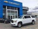 Used 2016 GMC Yukon XL SLT LEATHER ROOF 8-PASS BRAKE CONTROLLER!!! for sale in Orillia, ON