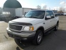 Used 2003 Ford F-150 Lariat SuperCrew Short Box 4WD for sale in Burnaby, BC