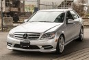 Used 2011 Mercedes-Benz C-Class C350 4MATIC Low Kilometers! for sale in Langley, BC