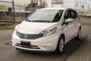Used 2016 Nissan Versa Note 1.6 SV Low Kilometers Great On Gas for sale in Langley, BC