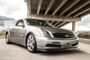 Used 2003 Infiniti G35 Manual, Cold Air Intake, Short Throw. for sale in Langley, BC