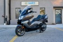 Used 2014 BMW C650 GT Premium HEATED SEATS, GRIPS, POWER WINDSHIELD for sale in Burlington, ON