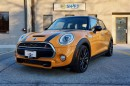 Used 2015 MINI Cooper S 5 DOOR, NAVIGATION, LOADED PKG, LED LIGHTS, HARMAN for sale in Burlington, ON