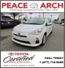 Used 2013 Toyota Prius c Hybrid for sale in Surrey, BC
