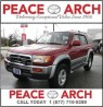 Used 1997 Toyota 4Runner Limited-SUNROOF/LEATHER/ROOFRACKS for sale in Surrey, BC