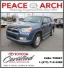 Used 2013 Toyota 4Runner SR5 V6-NAV/SUNROOF/LEATHER/HEATSEAT for sale in Surrey, BC