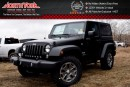 New 2017 Jeep Wrangler New Car Sport S 4x4|Manual|Dual Top.Pwr Convi.,Tire&Wheel Pkgs for sale in Thornhill, ON