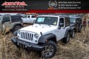 New 2017 Jeep Wrangler New Car Sport S|4x4|HrdTop|PwrCnvncePKG|LED|Tire&WheelPKG|Satellite| for sale in Thornhill, ON
