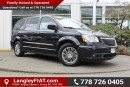 Used 2016 Chrysler Town & Country Touring-L NO ACCIDENTS, LOCALLY OWNED for sale in Surrey, BC