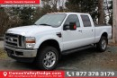 Used 2010 Ford F-350 Lariat for sale in Courtenay, BC
